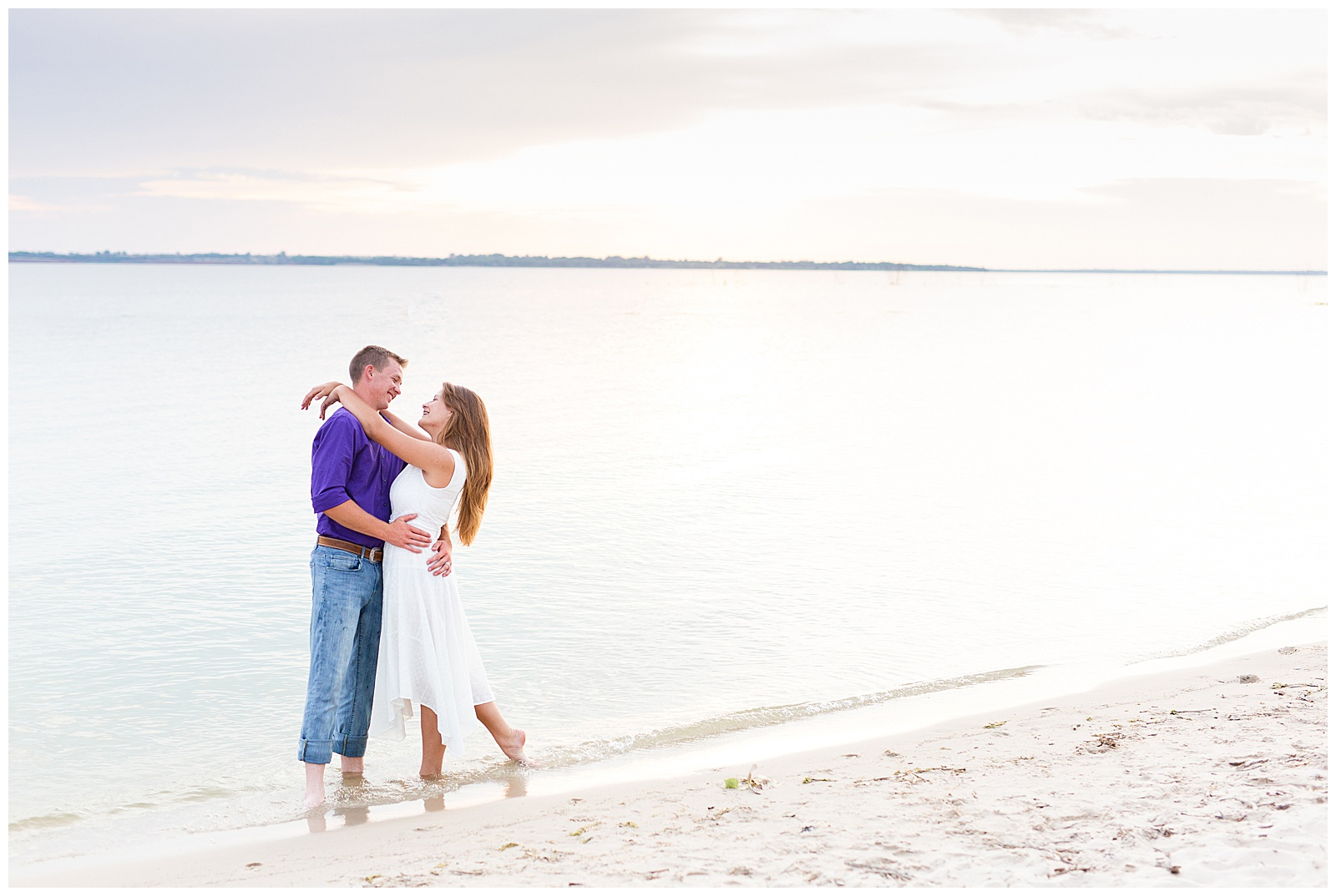 Canton Lake Engagement Session_Braden + Olivia_Oklahoma Wedding and Engagement Photographer_0008